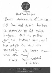recensie Rene kerkhof